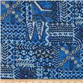 Hoffman Tropical Collection Mayan Blue