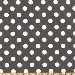 Michael Miller Quarter Dot Grey