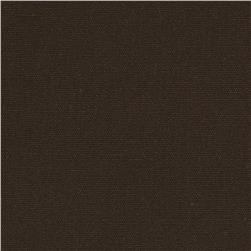 Robert Kaufman Outback Canvas Chocolate