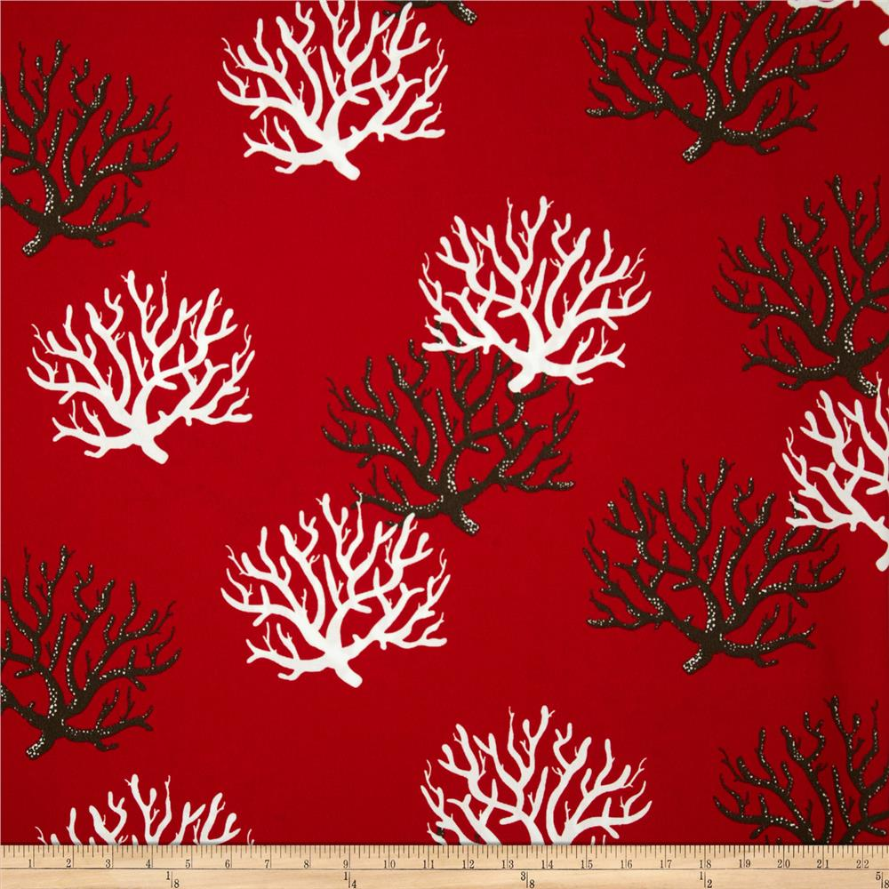 Premier Prints Indoor/Outdoor Isadella Rojo
