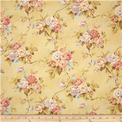 World of Romance Floral Yellow