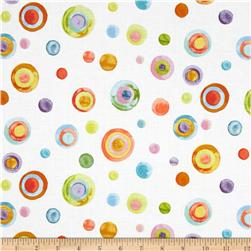 Michael Miller Flight Patterns Confetti Multi Fabric