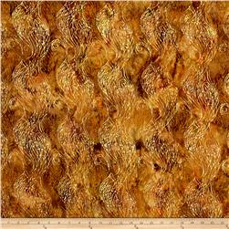 Island Batik Watergrass Copper