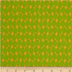 Frippery Eggs Allover Yellow/Green