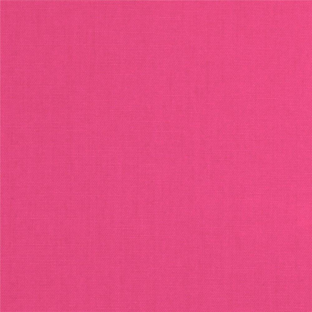 Pure Organic Solid Bright Pink