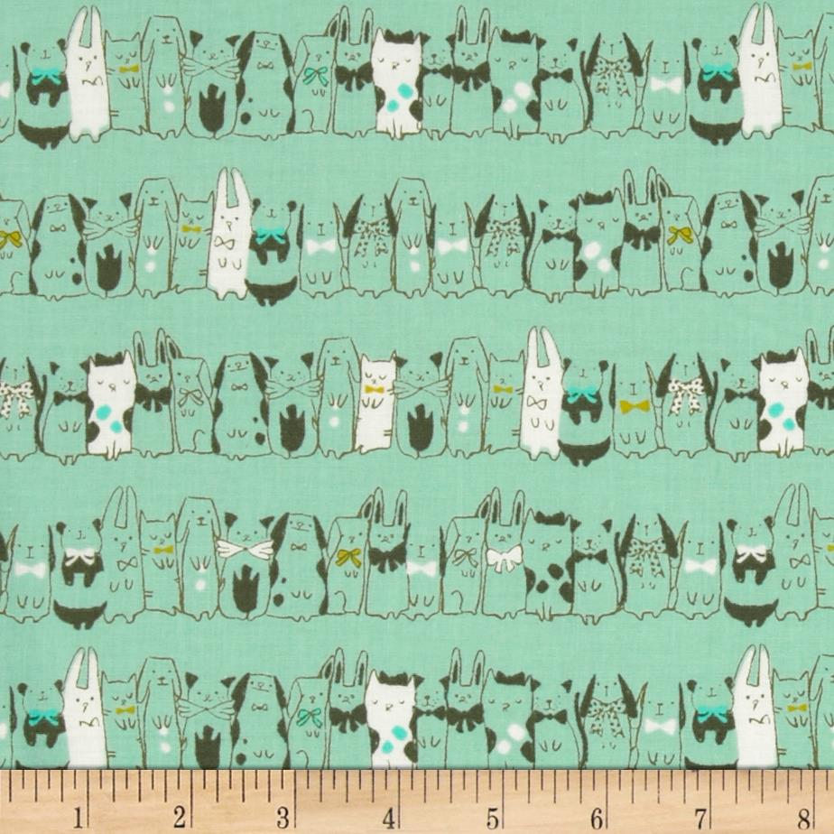 Cotton steel tokyo train ride harajuku mint discount for Train print fabric