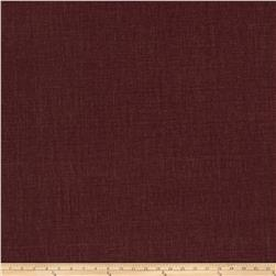 Fabricut Principal Brushed Cotton Canvas Bordeaux