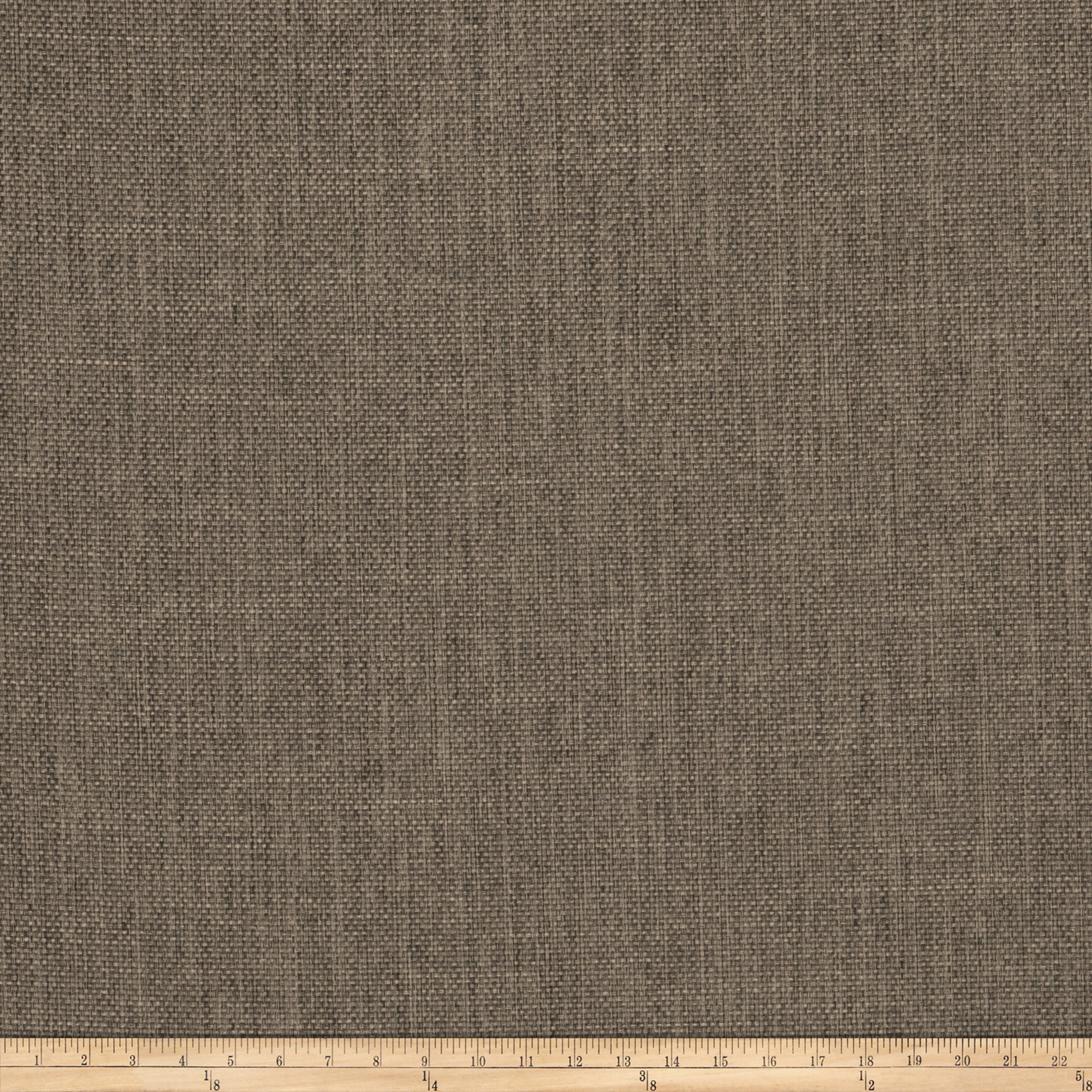 Trend 03607 Blackout Basketweave Coffee Fabric
