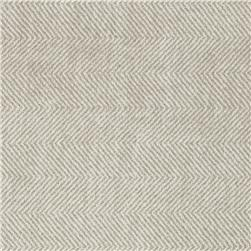 Richloom Olson Woven Herringbone Cement