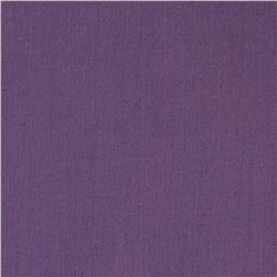 "60"" Poly Cotton Broadcloth Dark Lilac"
