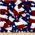 American Pride Texas Flag Red/White & Blue