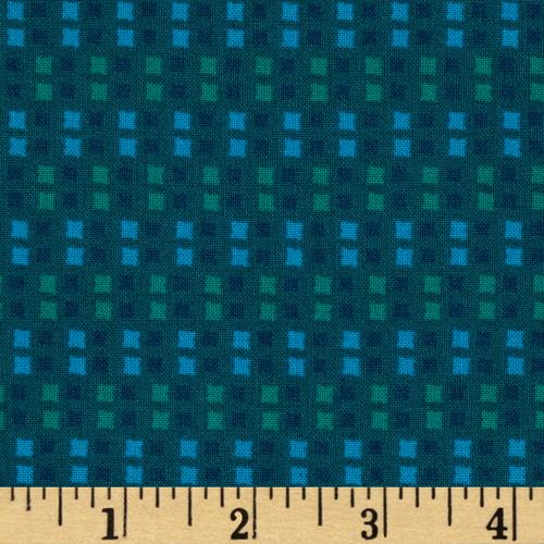 Intrigue Block Green/Teal
