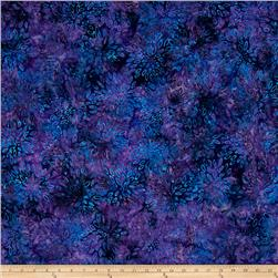 Jinny Beyer Malam Batiks III Burst Purple