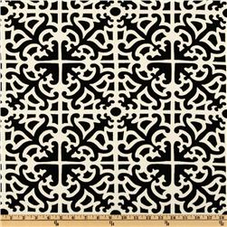 Waverly Sun N Shade Parterre Ebony