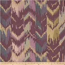 Fabricut Kashgar Stripe Grape