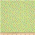 Baby Talk Dots Mint/Multi