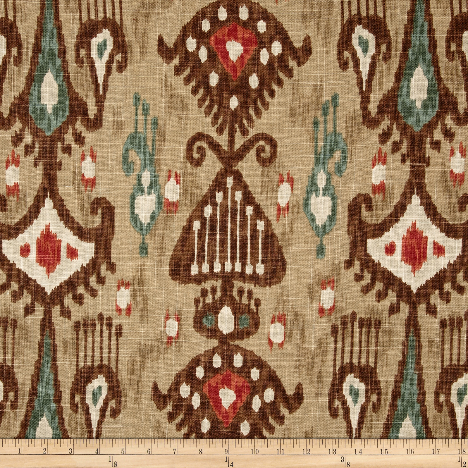 Robert Allen Khanjali Adobe Fabric