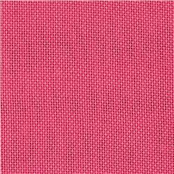 Shannon Faux Burlap Pink Flambe
