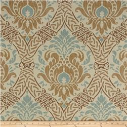 Waverly Dressed Up Damask Birch Fabric