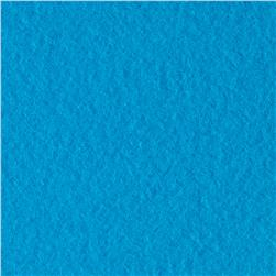 Solid Fleece Cool Turquoise