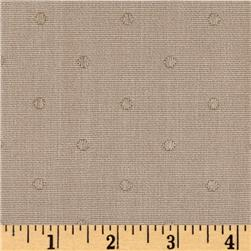 Roth Saybrook Dotted Jacquard Taupe