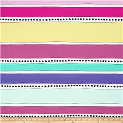Art Gallery Geometric Bliss Mobius Stripe Cool