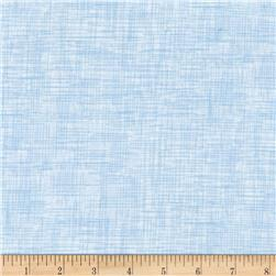 Harmony Flannel Plaid Cloud Blue