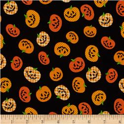 Trick or Treat Pumpkins Black