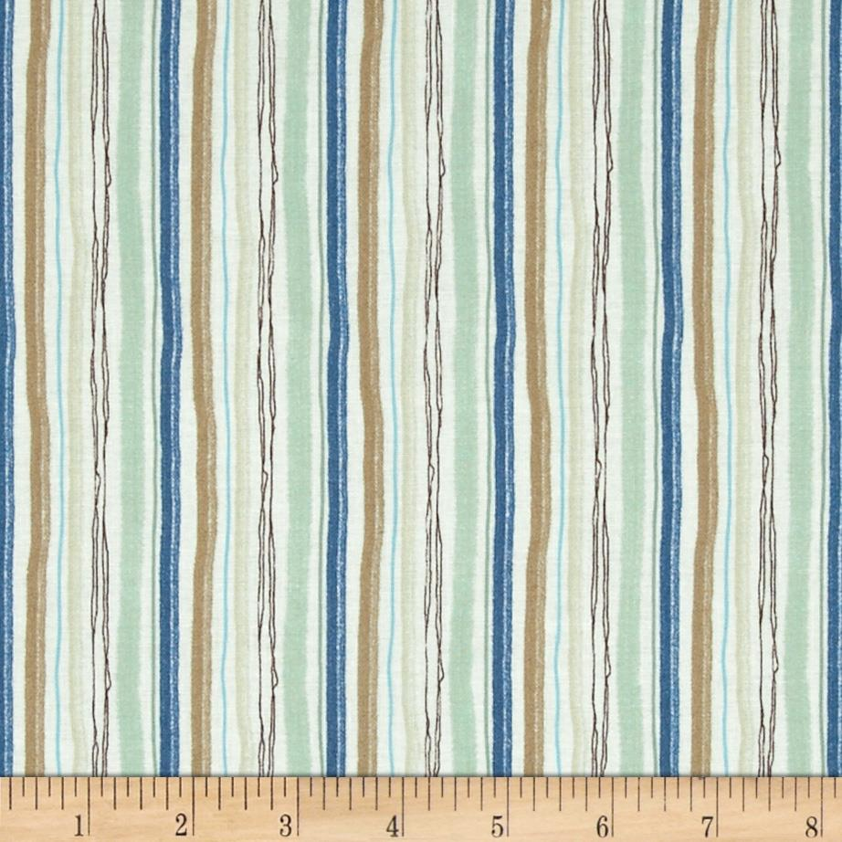 Melody Stripe Sage
