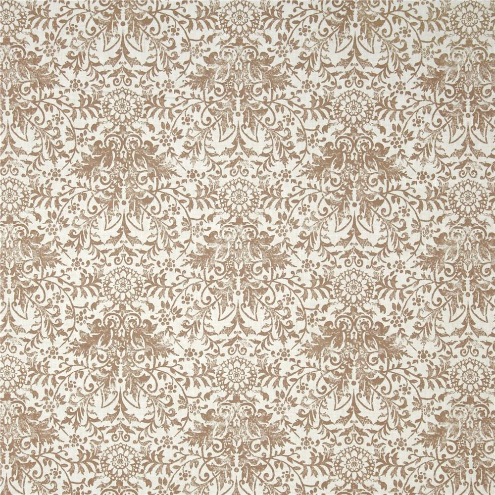 Glamour, Inc. Damask Tan