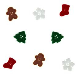 Dress It Up Embellishment Buttons  Stocking Stuffers