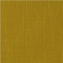 Andover Textured Solid Ochre Fabric