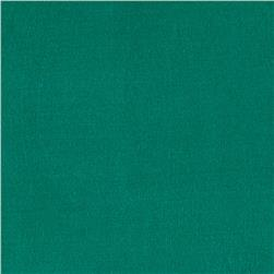 Rayon Challis Solid Kelly Green