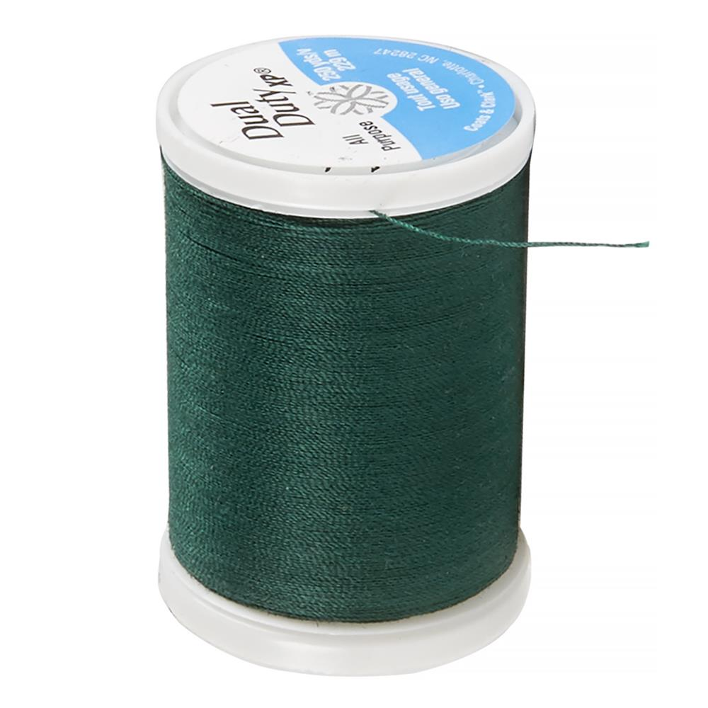 Dual Duty XP All Purpose Thread 250 YD Hunter Green