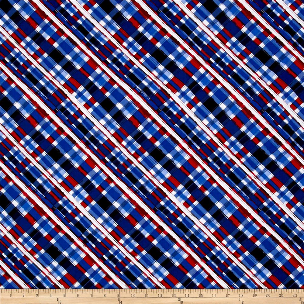 Red White Quilt | Fabric.com