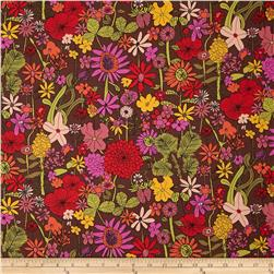Liberty Of London Tana Lawn Scilly Flora Mauve