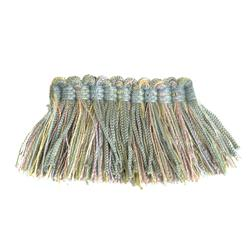 "Fabricut 2"" Luzianne Brush Fringe Dream"
