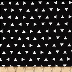 Kaufman Remix Triangles Scatter Black