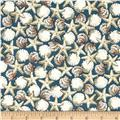 Seaside Shells Blue