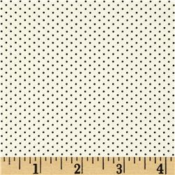 Kaufman Sevenberry Petite Basics Mini Dot Pepper