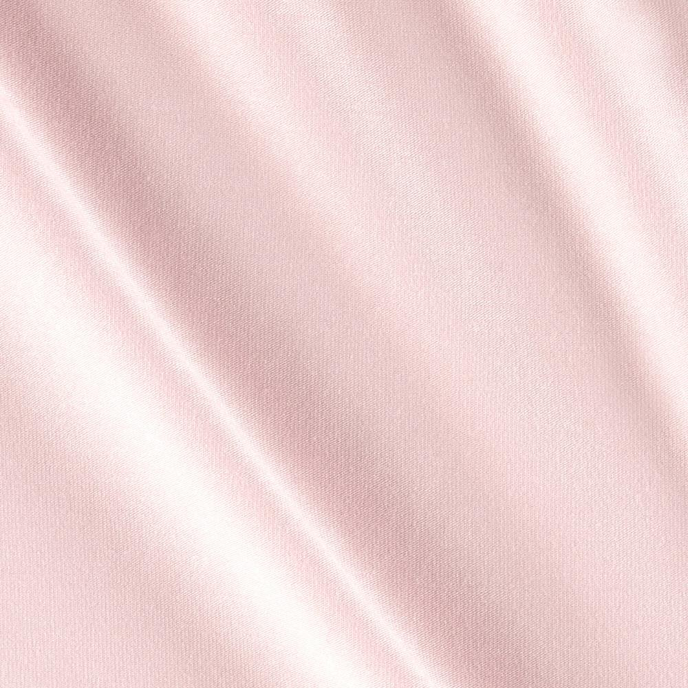 Stretch Bamboo Rayon Jersey Knit Tanned Pink