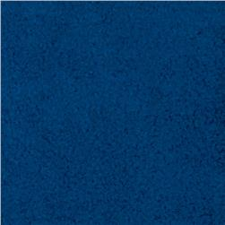 Wintry Fleece Deep Blue