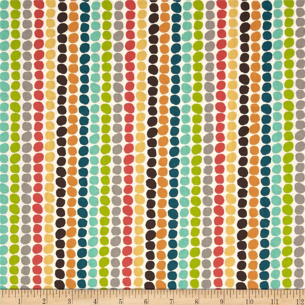 Birch Organic Serengeti Pebble Stripe Multi