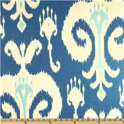 Home Accents Himalaya Ikat Porcelain Blue