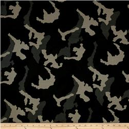 T-shirt Jersey Knit Camouflage Hunter/Tan/Black