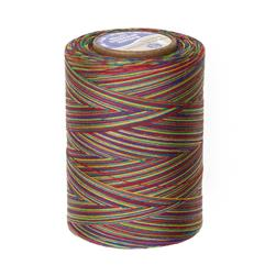 Coats & Clark Star Mercerized Cotton Quilting Thread Multicolor Thread 1200 Yd. Over The Rainbow