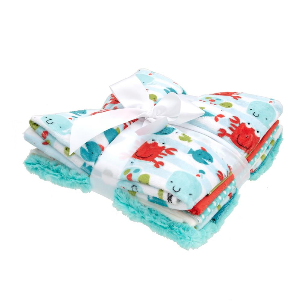 Shannon Minky Cuddle Quilt Kit Wallie