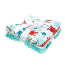 Minky Cuddle Quilt Kit Wallie