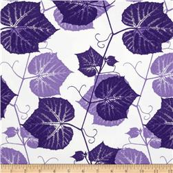 Ty Pennington Home Decor Sateen Fall 11 Ivy Purple