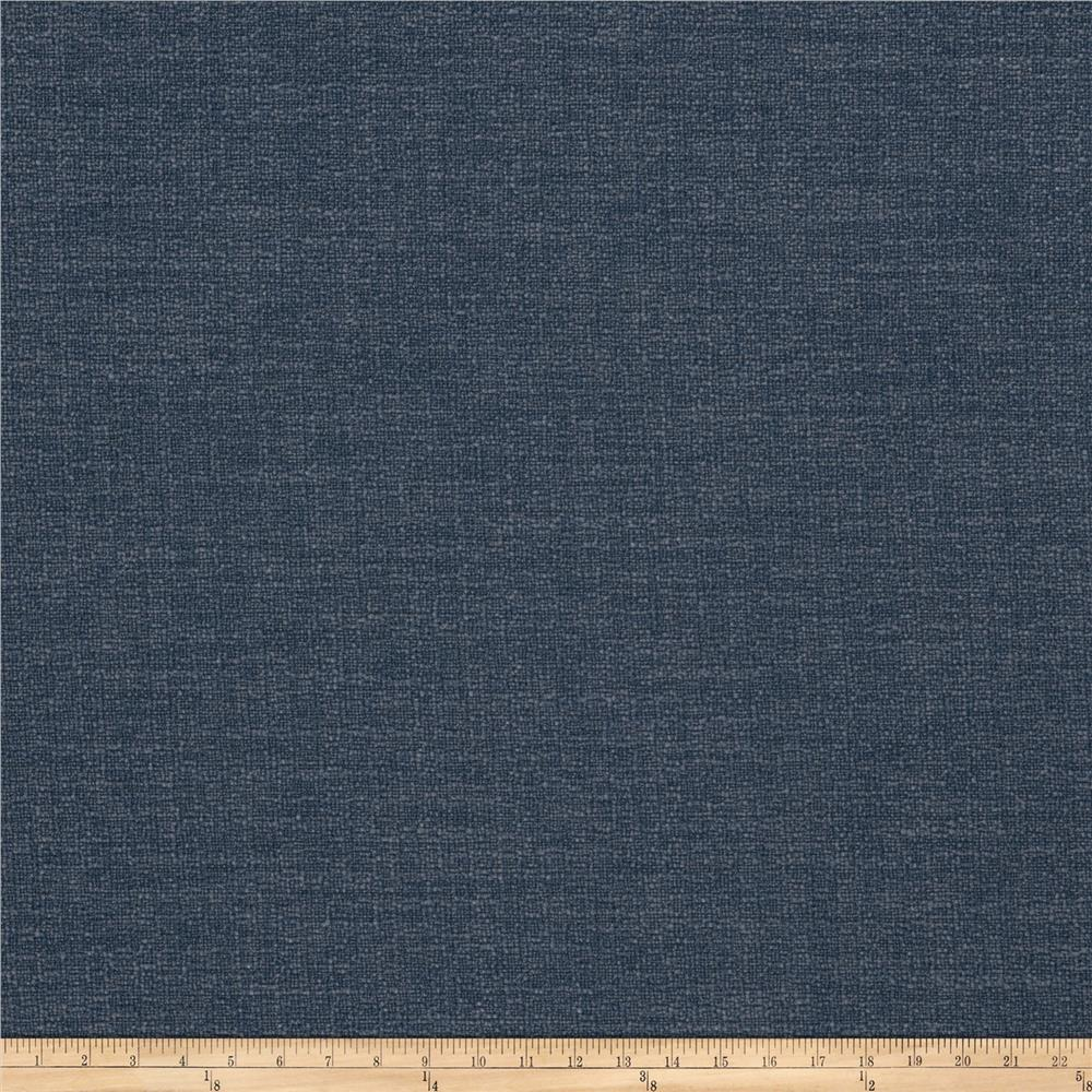 Fabricut Clear Thinking Basketweave Ocean